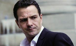 L'ex-trader Jérôme Kerviel à son arrivée au tribunal à Paris le 27 juin 2012