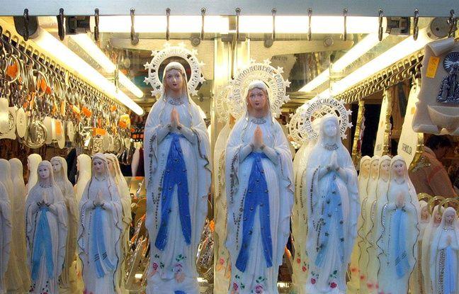 Lourdes: La vente des fameuses échoppes de «produits dérivés», aux profits miraculeux, est contestée