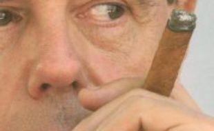 """La couverture du livre """"La Mauvaise Vie"""" de Frédéric Mitterrand, publié en 2005"""