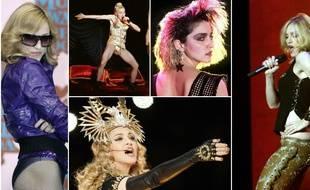 Madonna a 60 ans. La reine de la pop a marqué des générations de fans.