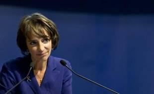 La ministre de la Santé et des Affaires sociales, Marisol Touraine, le 16 octobre 2014 à Paris