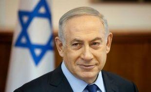 Le Premier ministre israélien Benjamin Netanyahu, à Jérusalem le 31 mai 2016