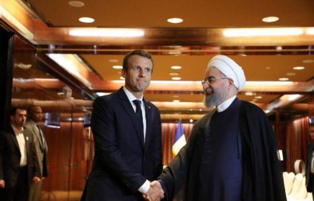 Nucléaire iranien: Hassan Rohani appelle Emmanuel Macron à intensifier les efforts pour sauver l'accord