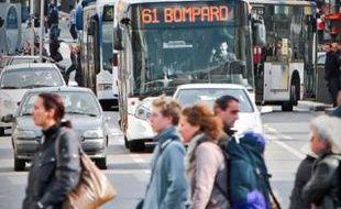 La RTM doit renouveler les pots catalytiques de plus de 230 de ses 540 bus.