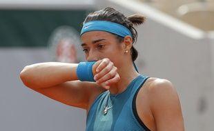 Caroline Garcia, le 4 juin à Roland-Garros.