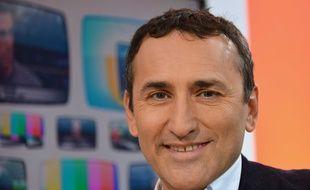 Le président de la chaîne Numéro 23, Pascal Houzelot.