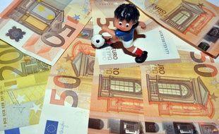 Le marché des transferts entre clubs français va ouvrir le 8 juin 2020 (photo d'illustration).