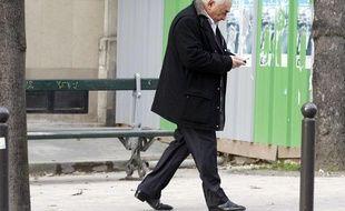 Dominique Strauss-Kahn, le 11 décembre 2012, à Paris.