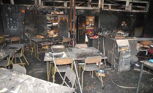 L'école des Tamaris incendiée à Béziers