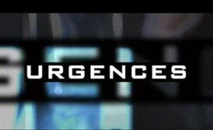 Le logo de la série «Urgences»