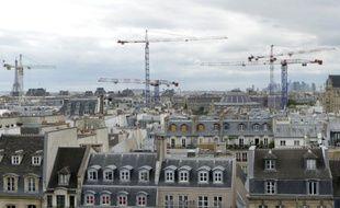 Une décélération très nette de la hausse des loyers, y compris à Paris