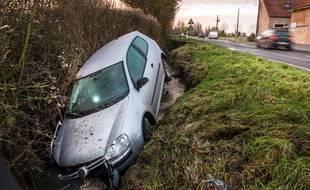 Les accidents de la route mortels  ont augmenté en 2014 en France.