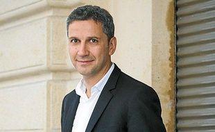 Christophe Najdovski, adjoint au maire de Paris à la Petite Enfance et candidat EELV pour les élections municipales de mars 2014.