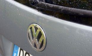 Illustration de la société allemande Volkswagen, au cœur du scandale.