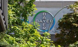 Le siège du géant pharmaceutique Bayer à Berlin (Allemagne)