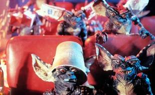 Image extraite du film «Gremlins» de Joe Dante.