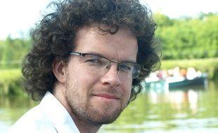 Ismaël Le Mouël, directeur général de Mail for Good, plateforme de dons en ligne visant à aider les associations.