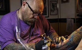 La tatoueur Tin Tin organise le mondial du tatouage à Paris