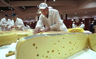 Le championnat du monde des fromages s'est déroulé du 6 au 8 mars aux Etats-Unis.