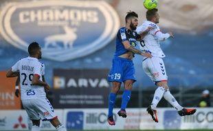 Les Chamoix Niortais ne pourront pas disputer l'édition 2021/2022 de la Coupe de France.