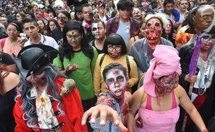 Les zombies débarquent sur la Croisette