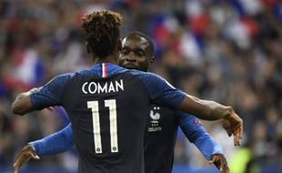 Kingsley Coman a réussi sa semaine internationale.