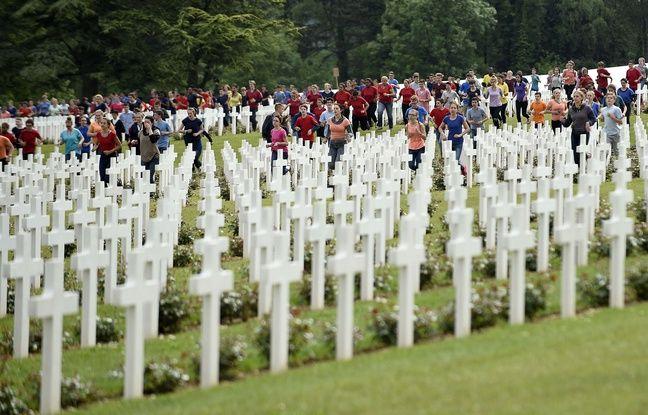 profanation de cimetière militaire