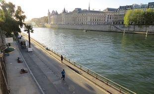 La voie Georges-Pompidou est désormais fermée à la circulation