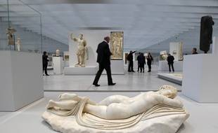 Le musée du Louvre-Lens va fêter ses cinq ans.