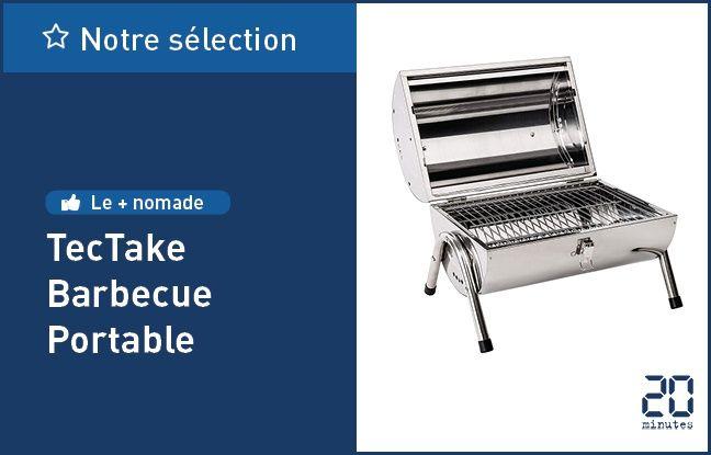 TecTake Barbecue Portable.