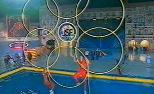 Une épreuve de «Jeux sans frontières» en 1998.