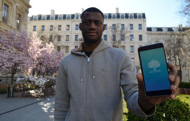 Hervé Touré nous présentait en mars 2019 son application santé Lifextend.