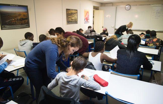 Marseille: «Des jeunes restent sur la touche!» Y a-t-il assez de classes pour les mineurs isolés?