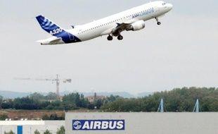 """Aéronautique: Airbus annonce l'augmentation de la cadence de production de l'A320, face à la """"hausse ininterrompue de la demande"""""""