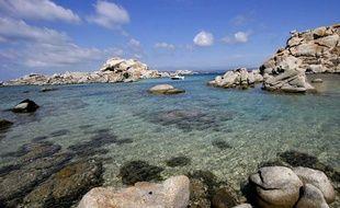 Les îles Lavezzi, au large de la Corse, sont une des réserves naturelles de Méditerranée.