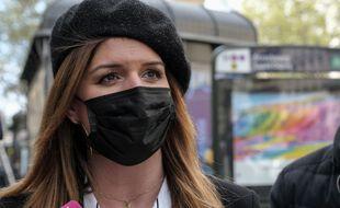 Marlène Schiappa, une ministre en campagne pour La République en marche.