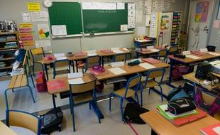 Une salle de classe (photo d'illustration).