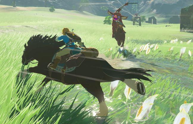 Le nouveau Zelda sera disponible le 3 mars en même temps que la console.