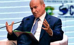 Le milliardaire Issad Rebrab a été arrêté par la gendarmerie algérienne ce lundi.