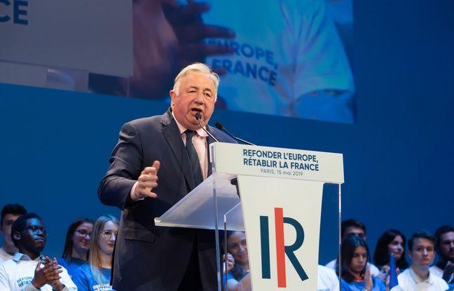 Les Républicains: Gérard Larcher lance une «convention nationale» pour sortir de la crise