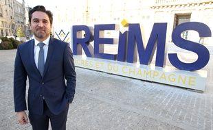 Arnaud Robinet va débuter un deuxième mandat à Reims.