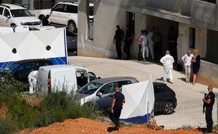Icham Saffour a été tué le 16 septembre dernier devant un de ses chantiers.