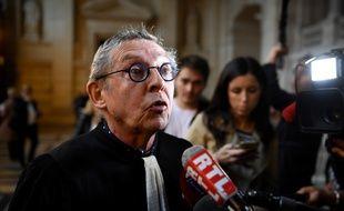 Christian Etelin, l'avocat de Fettah Malki, qui a avoué avoir procuré des armes à  Merah.