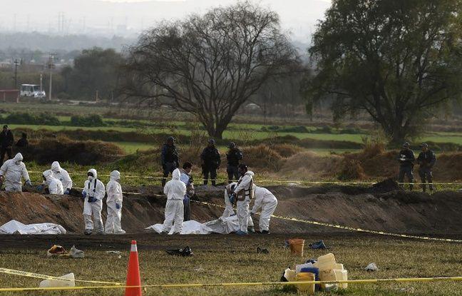 nouvel ordre mondial | Explosion d'un oléoduc au Mexique: Le bilan grimpe à 73 morts et 74 blessés