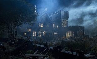La maison hantée de la série «The Haunting of Hill House».