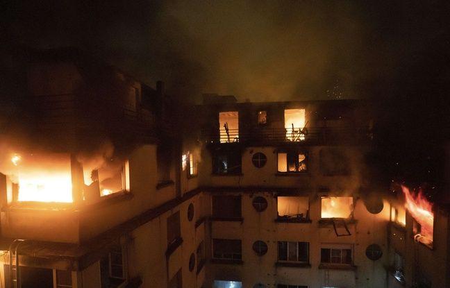 Paris: Ce que l'on sait de l'incendie d'un immeuble du 16e arrondissement qui a fait 10 morts