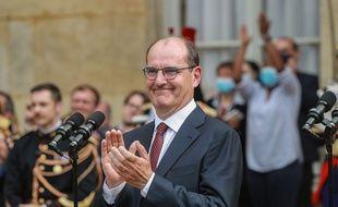 Le nouveau Premier ministre, Jean Castex.
