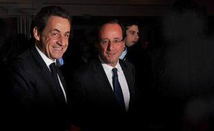 """François Hollande, candidat PS à l'Elysée, a implicitement écarté l'idée de participer à deux débats entre les deux tours, comme le propose Nicolas Sarkozy, reprochant à son adversaire UMP de vouloir """"faire l'impasse sur le premier tour"""", mardi sur i-TELE"""