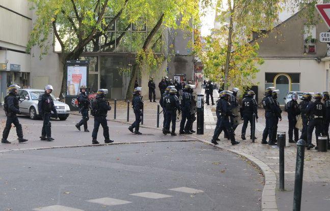 L'ex école des Beaux Arts de Nantes a été évacuée dimanche après-midi