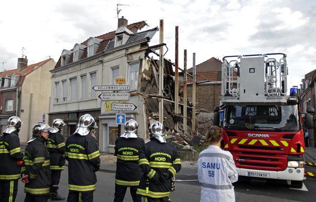 Lille: Renvoi du procès pour l'effondrement meurtrier d'une maison, faute de représentant légal de la SCI poursuivie